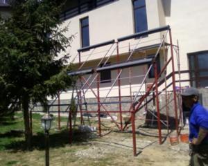 SISTEM SOLAR COMPLET 120 TUBURI SI BOILER 1000L