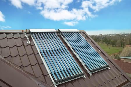 colectori solari