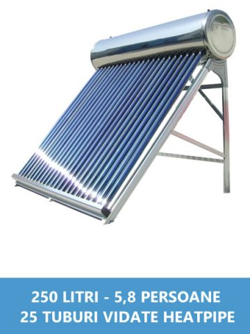 panou solar presurizat compact 250 litri topsolar